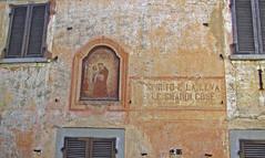 Per le vie di Coiromonte (1) (frank28883) Tags: coiromonte armeno murales devozione santella