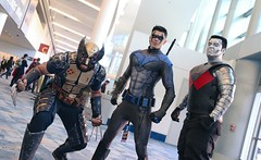 WonderCon 2017: Wolverine, Colossus, and Nightwing (Eras Photography) Tags: cosplay cosplayphotography cosplayphotos wondercon wondercon2017 marvelanddccomics comiccosplay marvelcosplay dccosplay marvelcomics dccomics thexmen xmen xmencosplay wolverineandcolossus wolverine colossus nightwing nightwingcosplay dcnightwing dccomicsnightwing