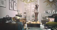 good morning!! (NatG loving the light) Tags: secondlife virtual home decoration decoración deco 6republic furniture