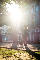 She and him (pedromfs) Tags: streetphotography 8857209741 street 2017 buddhathedog project365 day116 portugal