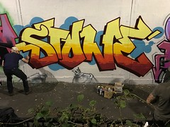 graffiti (@ablekay47) Tags: koc kick off crew graffiti sydney redfern australia