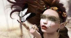 I give you life ... (ShaNaela) Tags: azoury zibka butterfly lips versus
