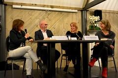 Debate about reporting on islam and the Middle East (Michiel2005) Tags: debat lucisdebat universiteitleiden tuinzaal burcht leidenuniversity lucis leiden nederland netherlands holland