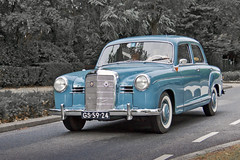 Mercedes-Benz 180 A Limousine 1958 (5287) (Le Photiste) Tags: clay mercedesbenz180a daimlerbenzagstuttgartgermany cm mercedesbenza180seriesiiiw120010limousine germancar selectivecolors selectivecolours gs5924 sidecode1 cwodlp simplyblue vianenthenetherlands thenetherlands artisticimpressions afeastformyeyes aphotographersview autofocus alltypesoftransport beautifulcapture anticando bestpeople'schoice creativeimpuls canonflickraward themachines thelooklevel1red digitalcreations cazadoresdeimágenes allkindsoftransport finegold hairygitselite ineffable infinitexposure iqimagequality interesting inexplore lovelyflickr mastersofcreativephotography niceasitgets photographicworld bloodsweatandgears gearheads greatphotographers digifotopro oldcars carscarscars soe simplysuperb simplybecause thebestshot thepitstopshop django'smaster damncoolphotographers vigilantphotographersunitelevel1 vividstriking wheelsanythingthatrolls wow yourbestoftoday fairplay friendsforever giveme5 livingwithmultiplesclerosisms photographers planetearthtransport planetearthbackintheday prophoto slowride showcaseimages groupecharlie photomix saariysqualitypictures theredgroup fandevoitures momentsinyourlife simplythebest