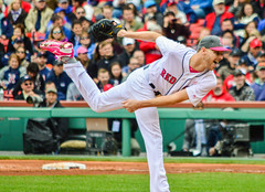 Chris Sale (g.bessette928) Tags: tampa bay rays tampabayrays mothers day mothersday boston red sox bostonredsox mlb fenway park fenwaypark massachusetts baseball american league americanleague