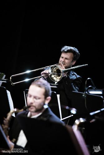 Zbigniew Lewandowski & Bartosz Pernal Big-Band ft. Piotr Baron & Jakub Olejnik - Wrocław