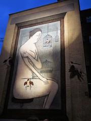 Bisser / Leuven - 5 mei 2017 (Ferdinand 'Ferre' Feys) Tags: leuven louvain belgium belgique belgië streetart artdelarue graffitiart graffiti graff urbanart urbanarte arteurbano bisser bestof2017be