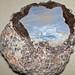 Thunder egg quartz (Baker Ranch Agate Mine, Luna County, New Mexico, USA)
