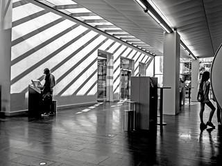 Oldenburg, foyer of the savings bank