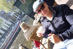 DSCF2250.jpg (amsfrank) Tags: candid amsterdam rivierenbuurt prinsengracht marcella cafe bar marcellas terras sun people tourists