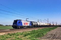 E6ACT-006 (Rrrodrigo) Tags: railway lotos e6act e6act006 barrels gatx poland electric locomotive train freight dragon