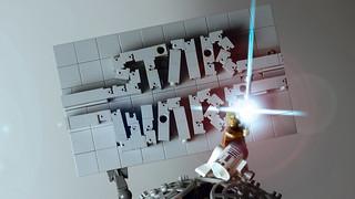 Teaser of Star Wars 40th Anniversary Diorama