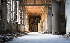 Surgery (--Conrad-N--) Tags: beelitz heilstätten beelitzheilstätten chirugie surgery abandoned lost place window light flur hall door womans sanatorium old decay hospital go2know