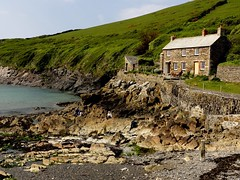 Picturesque Port Quin Cornwall (Evergreen2005) Tags: port quin cornwall