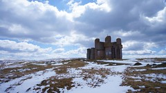 Ruinele unei cazemate din primul razboi mondial