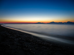 Best Time Of The Day (Tassos Giannouris) Tags: kos greece sun set sunset sea water island night seascape landscape long exposure waves sky dusk