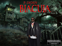 P Diddy (p2radio) Tags: sean combs rapper p diddy met gala new york fashion movie haunted mansion tired cape blacula