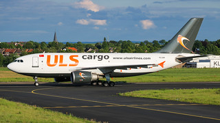 ULS Cargo Airlines | Airbus A310-308(F) | TC-LER
