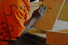 Judicial Inspectorate for Correctional Services(JICS) and the Department of Correctional Services celebrates  craft of inmates of Kgosi Mampuru ll Prison (GovernmentZA) Tags: jics vanderwetshuizen inspectingjudge kgosimampurullworkshop departmentofcorrectionalservices inmates