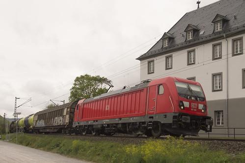 D DBC 187 106 Kamp Bornhofen 22-04-2017