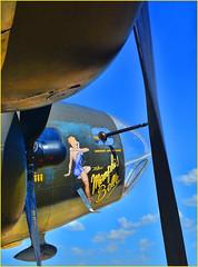 "MEMPHIS BELLE - ""The Movie"" (TV Director) Tags: b17 flyingfortress bomber b17bomber"
