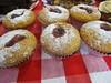 Jelly Doughnut Cupcakes (dimsimkitty) Tags: veganomicon