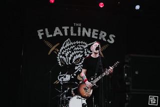 The Flatliners @ Groezrock / Shot by Doug Elliott