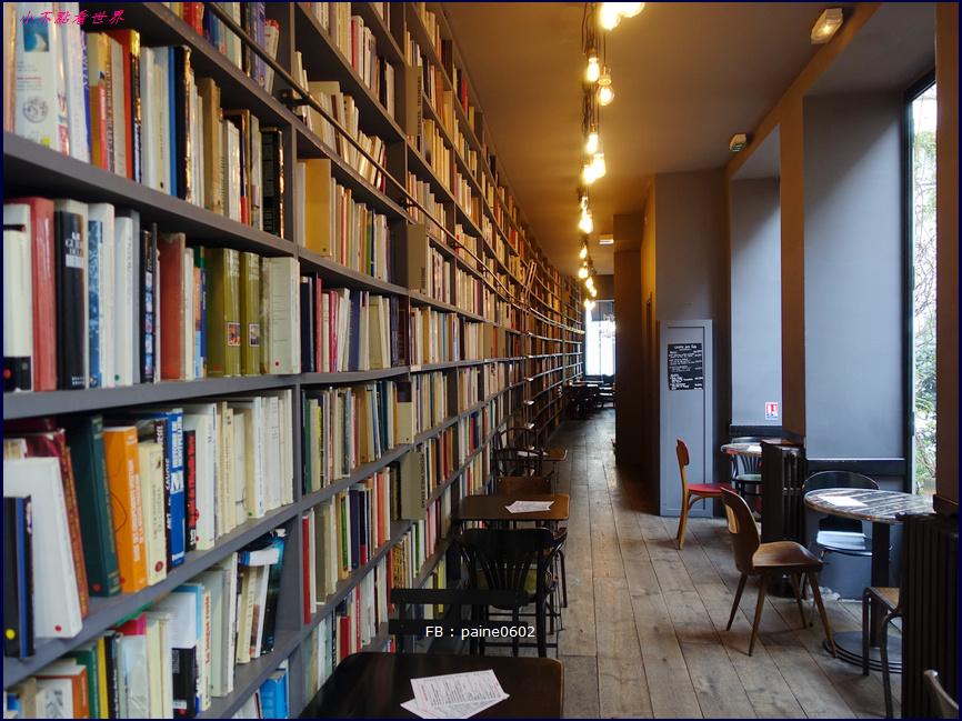 巴黎 Merci . Used Book Cafe (21).JPG