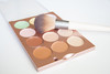 makeup palette with brush (franchiseopportunitiesphotos) Tags: makeup beauty cosmetics photograph bronzer blush brush