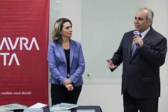 A vez de André Luiz Lopes dos Santos fala do seu artigo, escrito com Armando Luiz Rovai