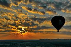 Sunrise Ballooning in Bagan (gerard eder) Tags: world travel reise viajes asia southeastasia southeast myanmar burma birmania birma bagan ballooning sunrise mandalay mandalaydivision balloon clouds wolken nubes outdoor damncool