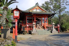 170327a5773 (allalright999) Tags: canon eos m3 shrine japan kagoshima sakurajima 日本 鹿兒島 櫻島 神社 月讀