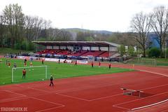 Ischelandstadion, Hagen 08