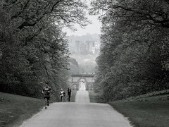 Ripon Cathedral (tubblesnap) Tags: fountains abbey national trust studley royal ripon cathedral drive muted colours