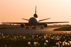 McDonnell Douglas KDC-10-30CF   Royal Netherlands Air Force (RSgraphy) Tags: tanker kdc10 dc10 d10 naf netherlands air force airforce af douglas mcdonnell epwa waw spotting spotter sunset avgeek art photoart avporn warszawa warsaw flywaw