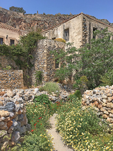 Lower Town, Monemvasia