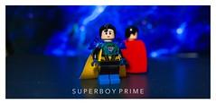 [DC] The Most Hated One (Super Scum III) (| Jonathan |) Tags: supeheroes purist minifigure custom sinestrocorpswar crisisoninfiniteearths infinitecrisis earthprime themosthatedone superboyprime villains superman dccomics lego