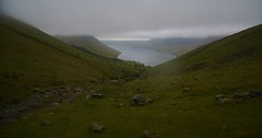 Wast Water from Scafell Pike, Cumbria (barry.marsh1944) Tags: wast water scafell pike cumbria