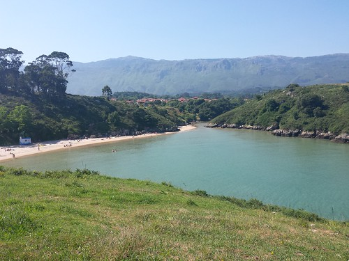 Playa de Poo. Llanes (Asturias)