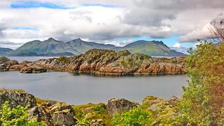 Norway: Vestvågøy