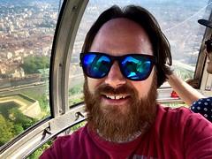 Grenoble ~ #Grenoble #RhôneAlps #selfie (Ben Moeller-Gaa) Tags: selfie grenoble rhônealps