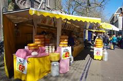 Delft, Holland, Market (jlfaurie) Tags: delft holland hollande holanda mercado market marché cheeze fromage queso flores fleurs flowers mechas michel mpmdf jlfr jlfaurie pentaxk5ii