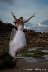 Tilly getting some air. #debutante #nikon #portraitphotography (lizhem65) Tags: debutante nikon portraitphotography debball helen maroubra portrait tilly williams