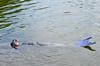 Koupání s neoprenovou ploutví_028 (Merman2pet) Tags: mořská panna mořští lidé mořský muž mořan mermaid merman merboy meerjungfrau meermann sirena syrena sirene havfrue havmann monofin monoflosse tail flosse ploutev fin mermaidtail meerjungfrauenflosse meerjungfrauenflossen mermaidtails neoprene wetsuit rubber neopren outdoor