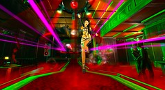 Octavius Neon Vibes (Hollow's End) Tags: hollows end he second life sl roleplay rp club virtual incharacter simevent