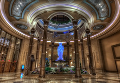 Palazzo Lobby (snaphappyd) Tags: las vegas nevada hotel casino hdr canon 5dmk3 5dmkiii 1635mm interior design architecture after dark