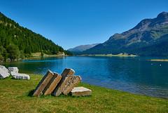 Lac de Sylvaplana Grisons (Meinrad Périsset) Tags: cantondesgrisons sylvaplana grisons graübunden swissmountains alpessuisses landscape paysages switzerland suisse schweiz swizzera nikon nikond800 captureone10