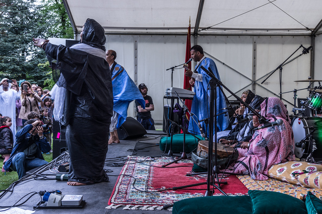 Mnat Aichata A Southern Morocco Band [Africa Day 2017 Dublin]-128854