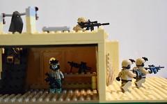 SOCOM Desert Strike (jonahfox1) Tags: lego moc special forces devgru seals seal toy brick brickarms gun weapon strike desert ops modern warfare