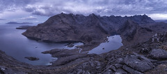 The Mountains of Shadow (J McSporran) Tags: scotland highlands westhighlands skye isleofskye cuillins blackcuillins sgurrnastri lochcoruisk lochscavaig rum canon6d ef1635mmf4lisusm